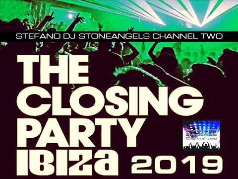 IBIZA CLOSING PARTY 2019 #techouse #techno #ibiza #party