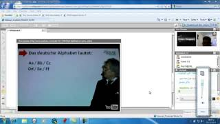 اللغة الألمانية | أكاديمية الدارين | محاضرة 2 | جزء 3-6