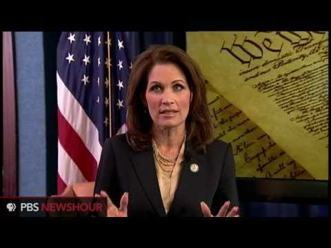 Rep. Michele Bachmann Delivers Tea Party Response to State of the Union