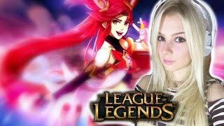 ÖLMEYEN JINX? - League of Legends - TR