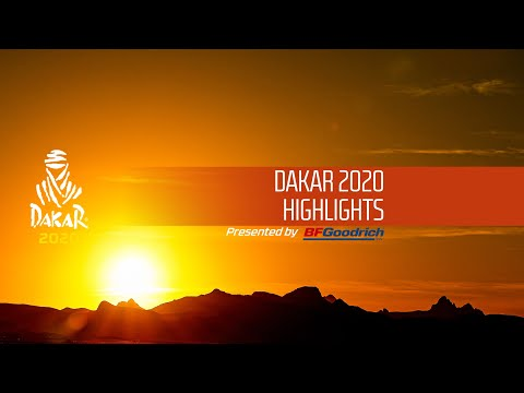 Dakar 2020 - Highlights