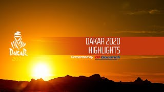 Dakar 2020   Highlights