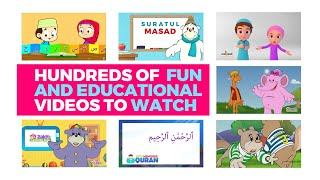TV Channel For Muslim Kids!