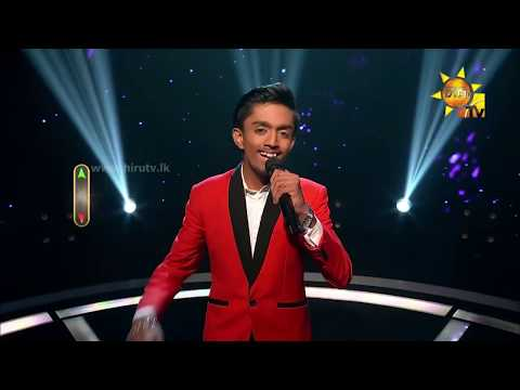 Hiru Star Shammi Fernando Ticket To Finale 96%