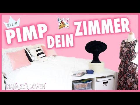 MEINE SCHLAFZIMMER TOURI GÜNSTIG + SCHNELL ZIMMER UMDEKORIEREN I TUMBLR inspiriert