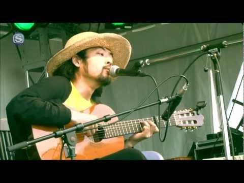 七尾旅人 - 虹 @ KAIKOO POPWAVE FESTIVAL'10