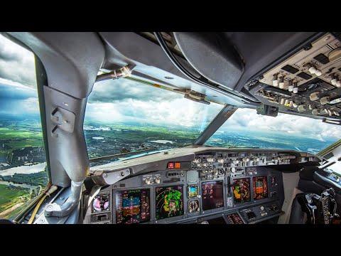 ЛЕТАЮ НА САМОЛЕТЕ В КАБИНЕ ПИЛОТА| Авиатренажер| Основные приборы в самолете
