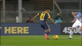 [ 이승우 볼터치 ] 명문 밀란도 통하는 환상드리블 vs 인터밀란 ( Lee Seung-Woo vs Inter Milan )