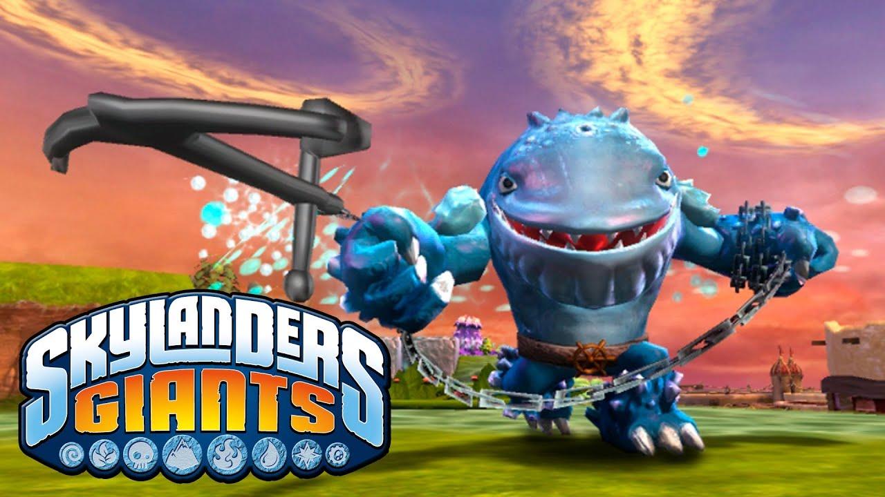 Skylanders giants heroic challenge the king 39 s breech thumpback chllenge youtube - Skylanders thumpback ...