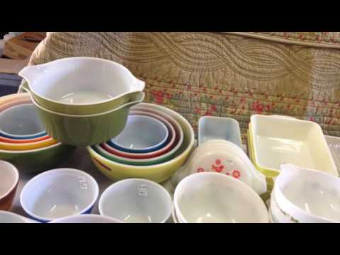 I'm Selling My Pyrex Collection. I've been hoarding it for 12 Years