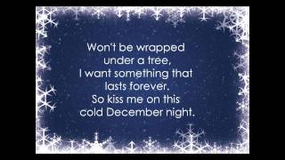 Cold December Night - Michael Bublé (with lyrics)