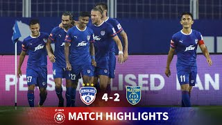 Highlights - Bengaluru FC 4-2 Kerala Blasters - Match 27 | Hero ISL 2020-21