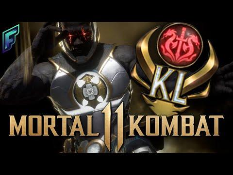 "DARKSEID GERAS MAKES HIM RAGE QUIT! - Mortal Kombat 11 ""Geras"" Kombat League Gameplay Commentary |"