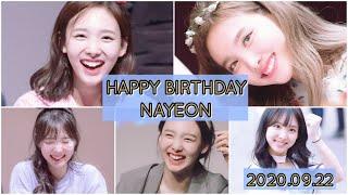 "TWICE   Nayeon Happy Birthday 20200922 [FMV]   ""Smile A…"