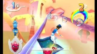 Aladdin magic racer review en español