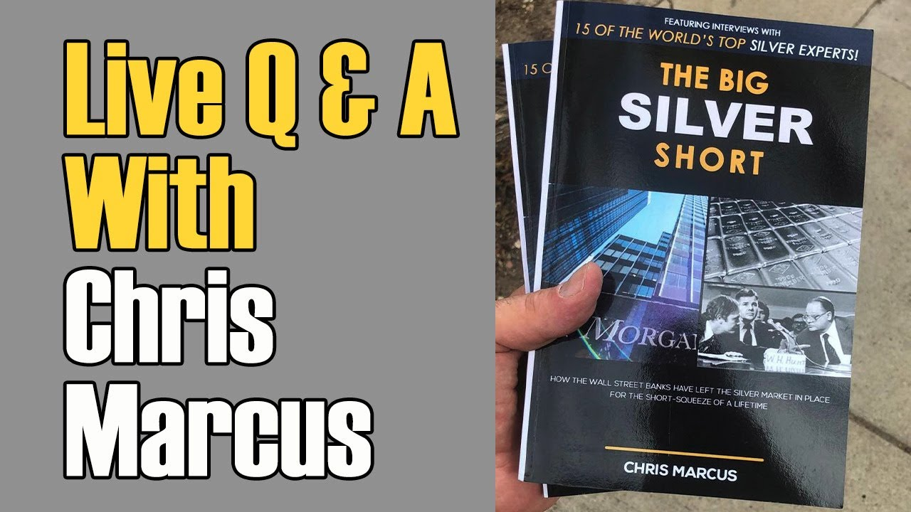 LIVE Q & A With Chris Marcus From Arcadia Economics
