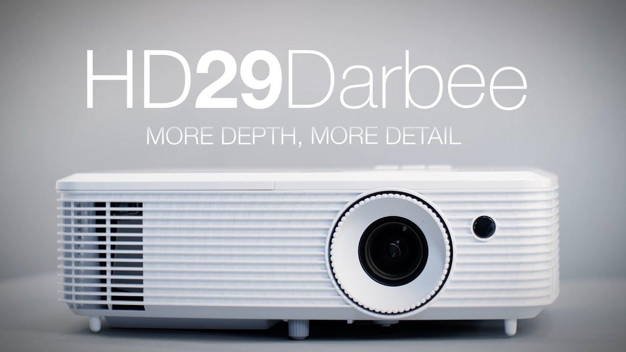 Resultado de imagen para Optoma HD29Darbee