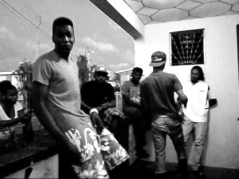 Gimme De Mask Freestyle - S.R Viper & Jiggaman - SDC (Shut Down Commity)
