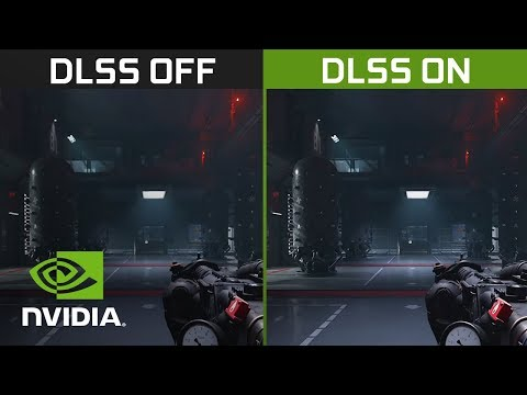 Wolfenstein: Youngblood   Improved Image Quality & Increased Performance With NVIDIA DLSS