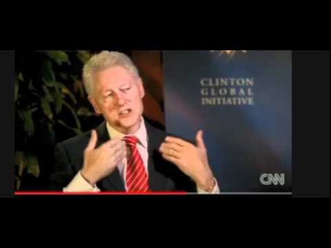 Clinton, the New Vegan