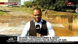 14 dead from storms in KZN since October