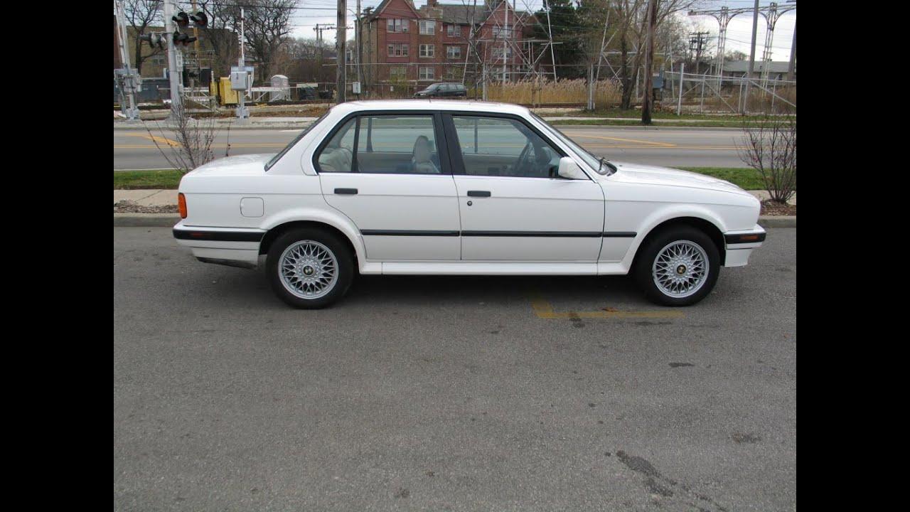All BMW Models 1989 bmw e30 1989 BMW 325ix White E30 - YouTube