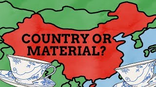 Why Is China The Name Of A Country & Material?