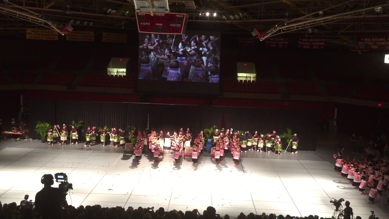 BYU Hawaii Culture Night 2017: Tonga - YouTube