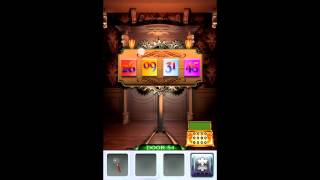100 Doors 3 Level 51 - Level 60 Walkthrough Cheats