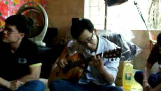 [Ân Guitar Workshop] Right here waiting - cover by Hoàng