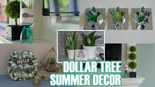 Dollar Tree Summer Decor DIY