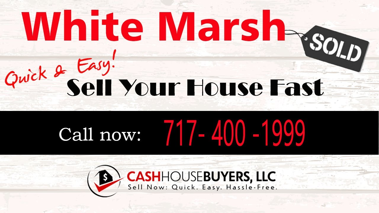 HOW IT WORKS We Buy Houses White Marsh MD   CALL 717 400 1999   Sell Your House Fast White Marsh MD