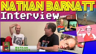Nathan Barnatt Interview! (Keith Apicary, Dad Feels, Ray Amsley, Trale Lewous)