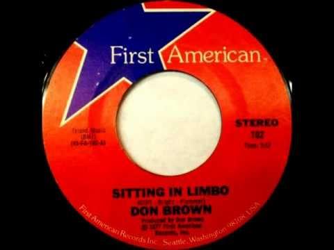 Don Brown - Sitting In Limbo (1978 - #74)