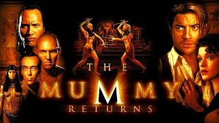 The Mummy Returns - Alan Silvestri (Soundtrack)