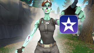 IMOVIE how to make a fortnite montage on iphone for free