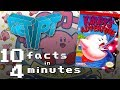 10 Kirby's Adventure Facts in 4 Minutes - The Fact Pit