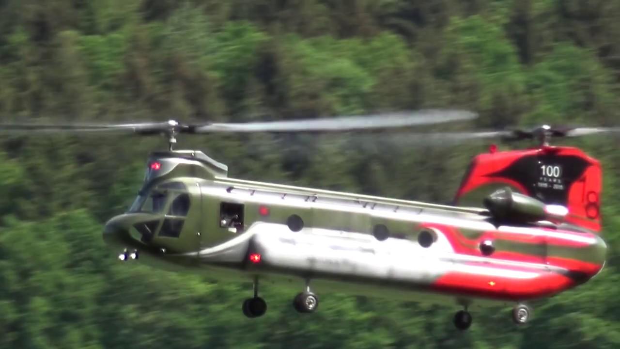 Chinook 111 Rumpfbausatzordno 4800
