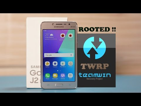Samsung J2 Prime [Grand Prime Plus] Rooted + custom RECOVERY