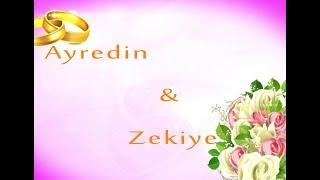 AYREDIN & ZEKIYE - KRUSHARI - 22.23.08.2018 FLASH3