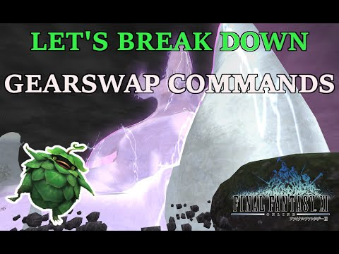 FFXI - A Guide on using Gearswap Commands to make multi