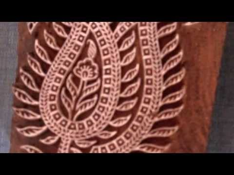 Textile Holiday - India - Block Printing