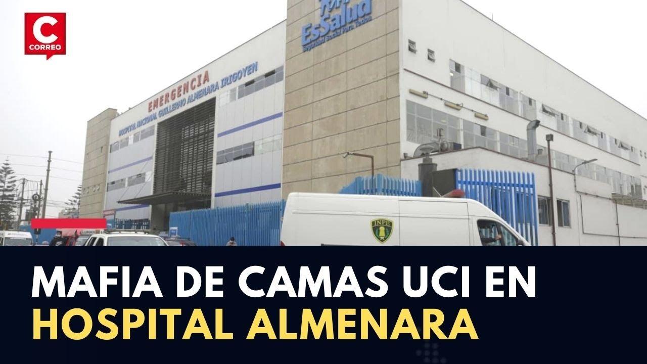 Coronavirus Perú: Detienen a involucrados en presunta red criminal que cobraba S/82 mil por cama UCI