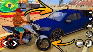 COMO BAIXAR GTA VIDA DE FAVELADO v1 Lite para Android 400MB Leve Download APK   DATA