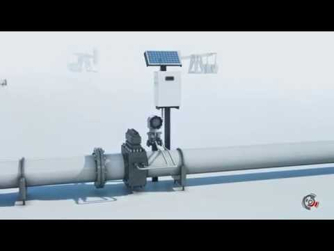 TBox With Integrated TFlo For Gas Measurement