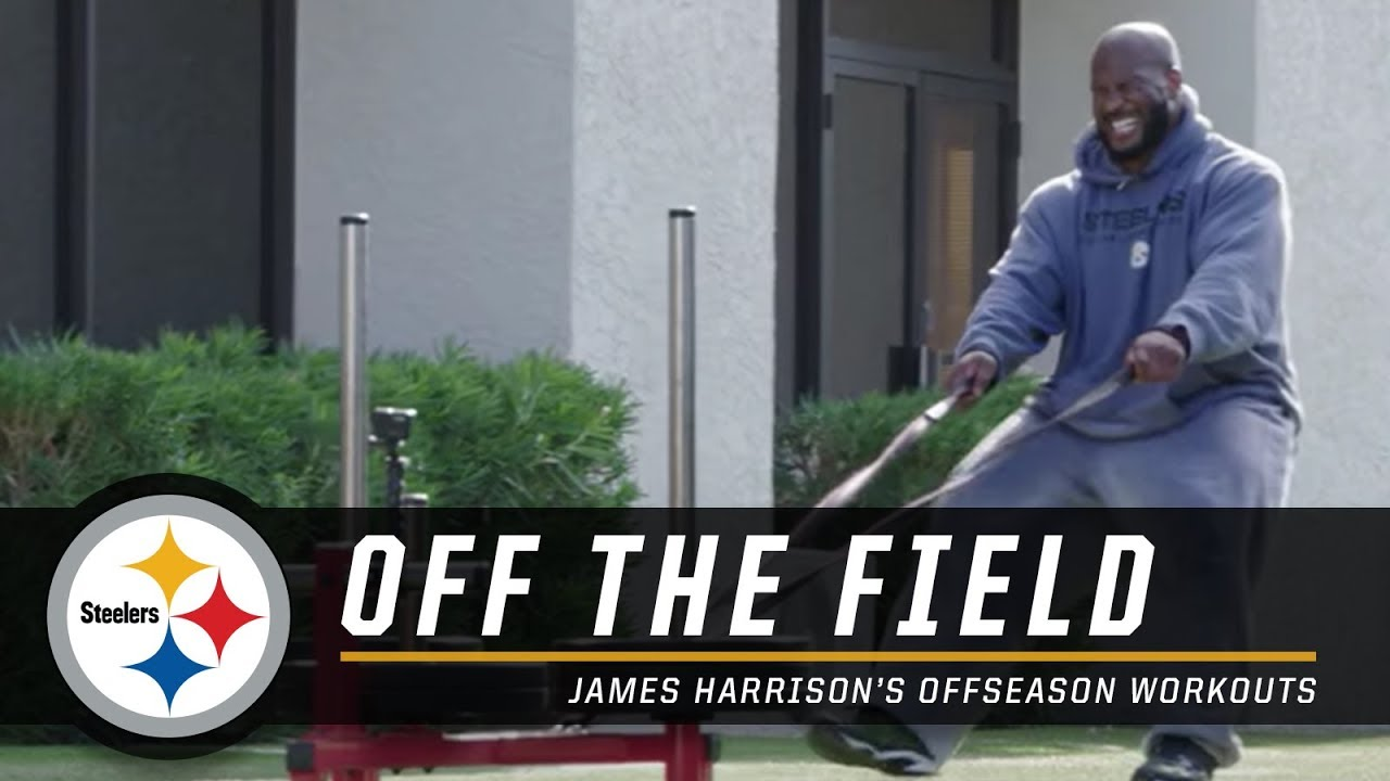 Download James Harrison's Intense Offseason Workouts | Pittsburgh Steelers