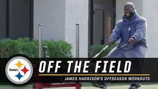 James Harrison's offseason workouts