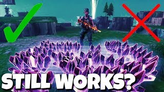 Does The 2019 Duplication Glitch Still Work ? Fortnite Save The World