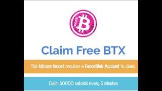 claimfreebtx l Claim 50000 satoshi every 5 minutes
