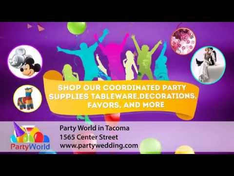 Party world helium balloons youtube party world helium balloons junglespirit Gallery